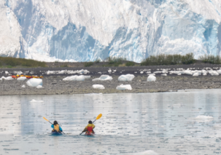 Late Summer! Cheap flights from multiple US cities to Alaska from only $264!