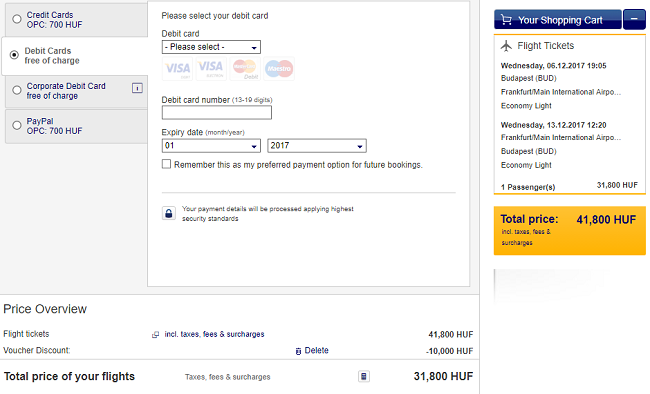 We have listed the Lufthansa Coupon Code, Offers and Deals For This Month Below