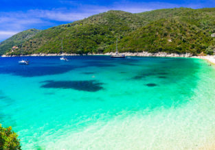 Early summer! Cheap flights from Berlin to the Greek island of Lefkada for only €41!