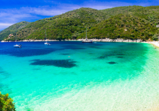 MAY: 7 nights at top-rated hotel on the Greek island of Lefkada + flights from Manchester for just £136!