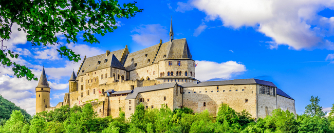 Cheap flights from London to Luxembourg and vice versa from only €5/£8!