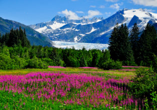 May! Cheap flights from Boston to Fairbanks, Alaska for only $294!