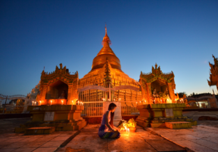 Cheap flights from Los Angeles to Yangon, Myanmar for only $363!