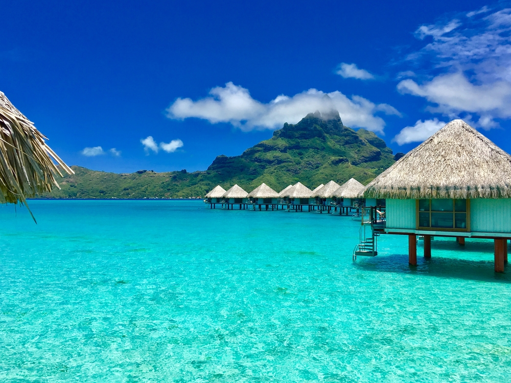 French Polynesia Island Hopper London To Tahiti Bora Bora