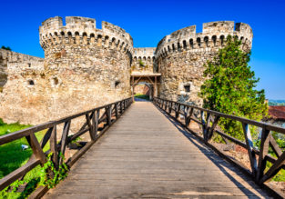 Cheap non-stop flights from New York to Belgrade, Serbia for only $391!