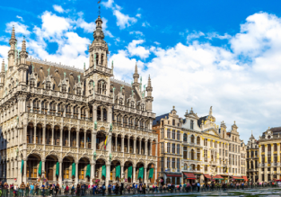 Non-stop from New York to Brussels, Belgium for only $329!