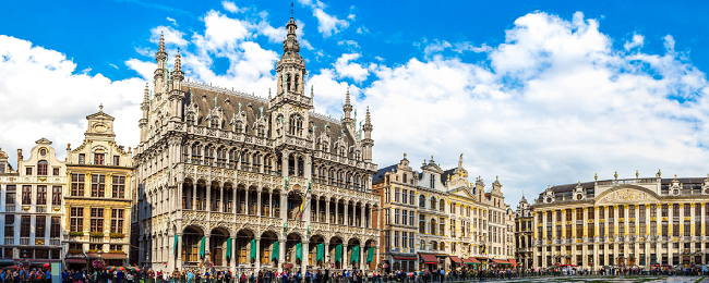 Peak summer! 4* Four Points by Sheraton Hotel Brussels for only €64! (€32/ £29 pp)