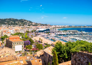 Early summer! 4* Ruc Hotel Cannes in French Riviera for only €71! (€35.5 /$40 per person)