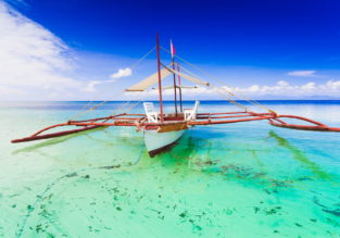 5* Cathay Airways: London or Manchester to the Philippines from £377!