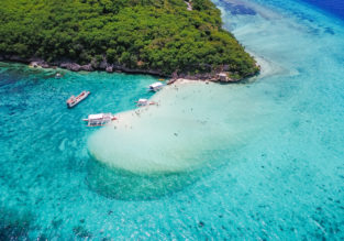 8 nights at well rated beach resort in Cebu, the Philippines + 5* Singapore Airlines flights from Milan for €548!