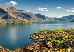 4-night stay at lake view apartment on enchanting Como Lake + cheap flights from Norway for just €101!