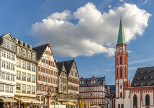 Seattle to Frankfurt, Germany for only $406!