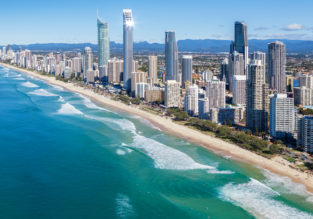 5* Eva Air: Cheap flights from Hong Kong to Brisbane, Australia for only $370!