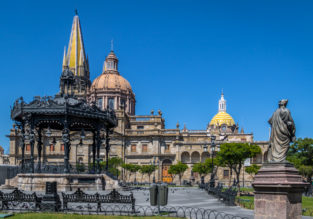 Cheap non-stop flights from California to Guadalajara from only $190!