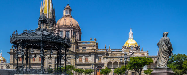 Cheap non-stop flights from California to Guadalajara from only $184!