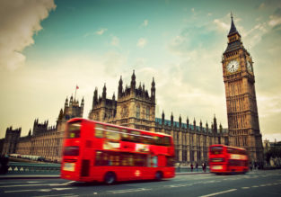 Cheap non-stop flights from Orlando, Florida to London for just $321!