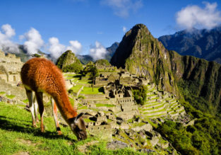 AUGUST! Cheap flights from Florida or Boston to Lima, Peru from just $362!