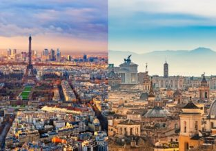 Late Summer, Xmas and NYE! Cheap flights from Dallas or Charlotte to Rome or Paris from only $266!