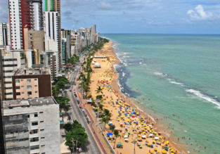 Fly from Germany to Recife, Brazil for only €346!