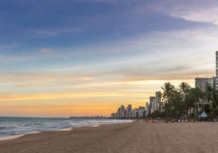 Cheap flights from Paris to Recife, Brazil from only €321!