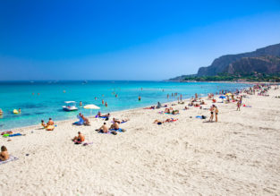 7-night B&B stay at beachfront 4* resort in Sicily + flights from Manchester for only £150!