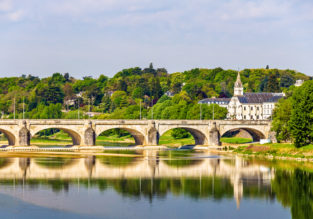 7-night stay in 4* resort in the Loire Valley, central France + flights from London from just £92!