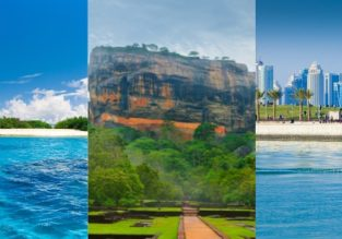 Exotic Addu Atoll (Maldives), Sri Lanka and Qatar in one trip from Prague from €575!