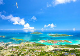 "Air Seychelles launches a new ""Scenic Flights"" product!"