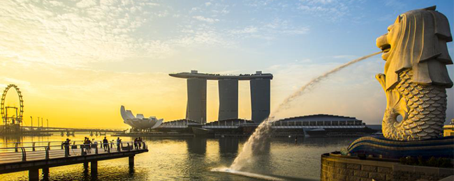 Amsterdam to Singapore for only €378!