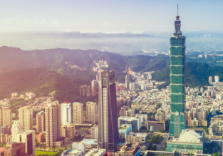 Germany to Taipei, Taiwan from only €346!