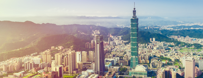 Cheap flights from Germany or Hungary to Taipei, Taiwan from only €352!
