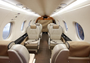 X-mas! Fly between Oakland and Merced on a luxurious Pilatus PC-12 for only $25!