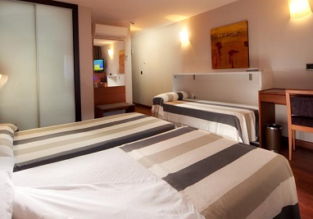 SUMMER & X-MAS HOTEL MISPRICE! Double room at top rated 4* hotel in Almeria, Spain for €13! (€6.5/ $7 per person)