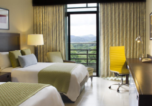 Queen room at top rated 4* hotel in Panama for only €41! (€20/ $24 per person)
