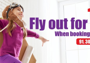 HK Express SALE! Fly from HK$1 one-way when booking a return ticket!