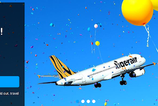 Tigerair Sale: Many AU domestic routes starting at AU$25 each way!