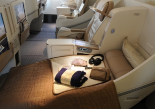 X-mas and New Year: Business Class flights from Istanbul to many Asian destinations from €602!