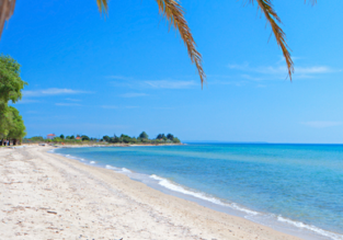June! 7-night stay in top-rated sea view studio in Halkidiki Peninsula + flights from Vienna for €96!