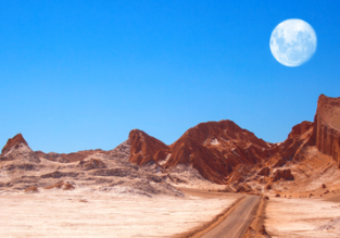 Non-stop flights from Rome to Santiago, Chile for only €455!