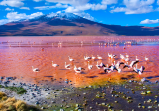 AUGUST! Cheap full-service non-stop flights from Miami to breathtaking Bolivia for only $413!