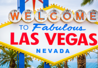 Non-stop from Washington D.C. to Las Vegas and vice versa for only $94!