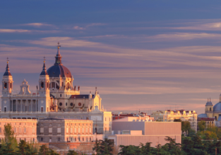 Business Class flights from Frankfurt to Madrid and vice-versa from €159!