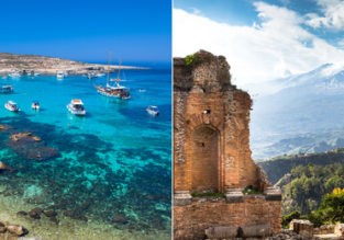 AROUND EUROPE: Eindhoven to Valencia, Malta, Sicily, Bologna, Copenhagen and Budapest from just €77!