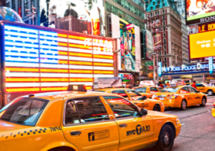 Late Summer! Cheap flights from Frankfurt to New York, California or Chicago from only €235!