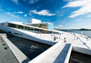 Many Australian cities to Oslo, Norway from just AU$944!