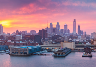 Cheap! Non-stop from Fort Lauderdale to Philadelphia for only $57!
