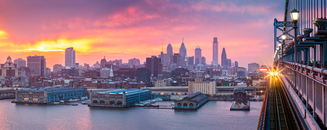 Cheap flights from Vienna to Philadelphia for only €249!