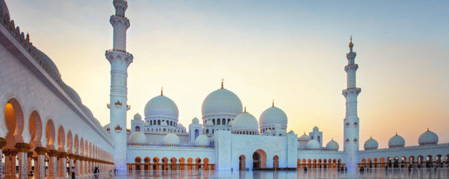 XMAS: Cheap flights from Riga to Abu Dhabi, UAE for only €228!