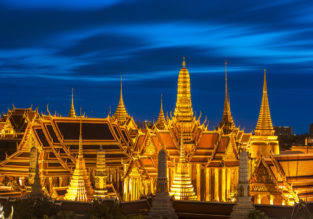 5* Qatar Airways: cheap flights from Scotland to Bangkok for only £361!