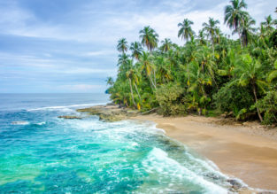 HOT! Cheap flights from France to Costa Rica from only €279!
